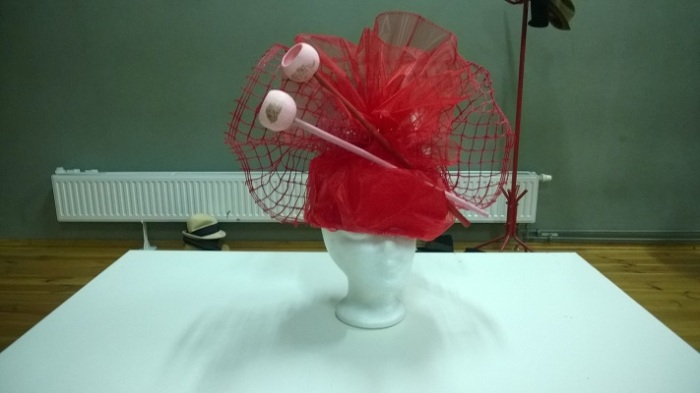 HATS OUT OF THIS WORLD, IDEAL FOR A TEA WITH THE QUEEN3 workshop