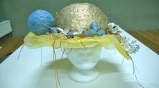 HATS OUT OF THIS WORLD, IDEAL FOR A TEA WITH THE QUEEN4 workshop